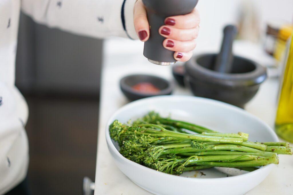 préparation brocollini