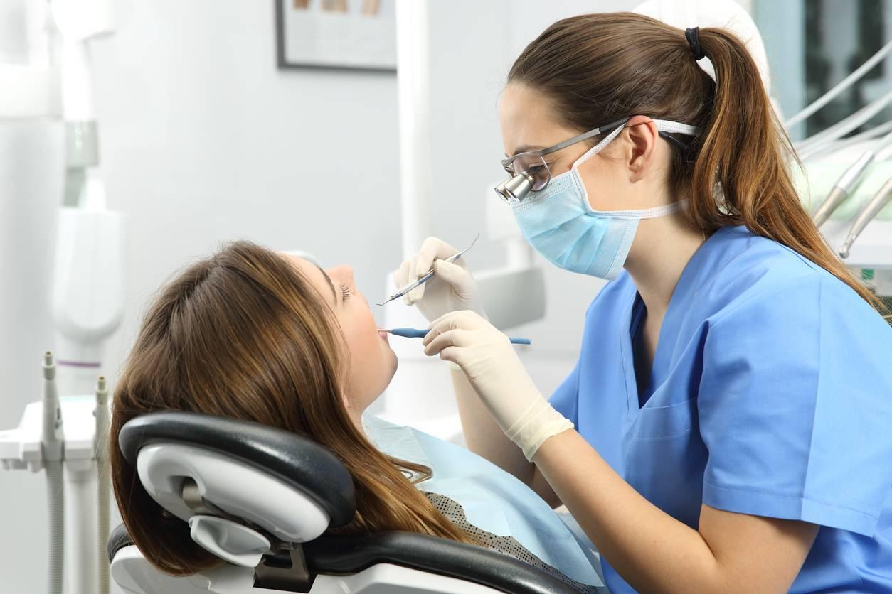 soins dentaires dentiste